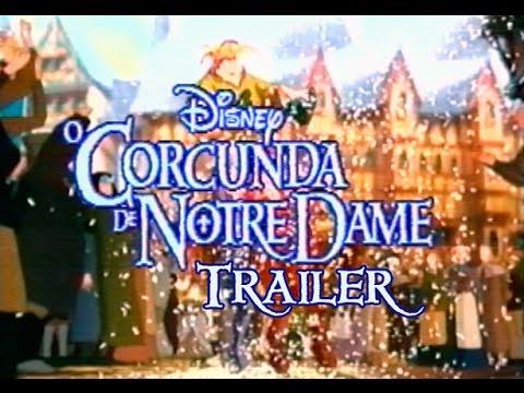 Trailer do filme O corcunda de Notre Dame