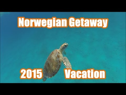 Ultimate Norwegian Getaway Eastern Caribbean Vacation Video 2015