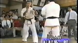 Francisco Filho 30 Man Kumite. Kyokushinkai karate - Франческо Фили...