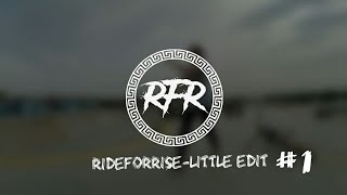 RİDEFORRİSE- little edit (dirt jump/street mtb Türkiye)