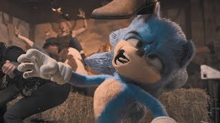 "Slow Motion Bar Fight Scene (X Ambassadors — BOOM). Scene From Movie: ""Sonic The Hedgehog"" (2020). Like & Subscribe! • Original title: ""Sonic the ..."