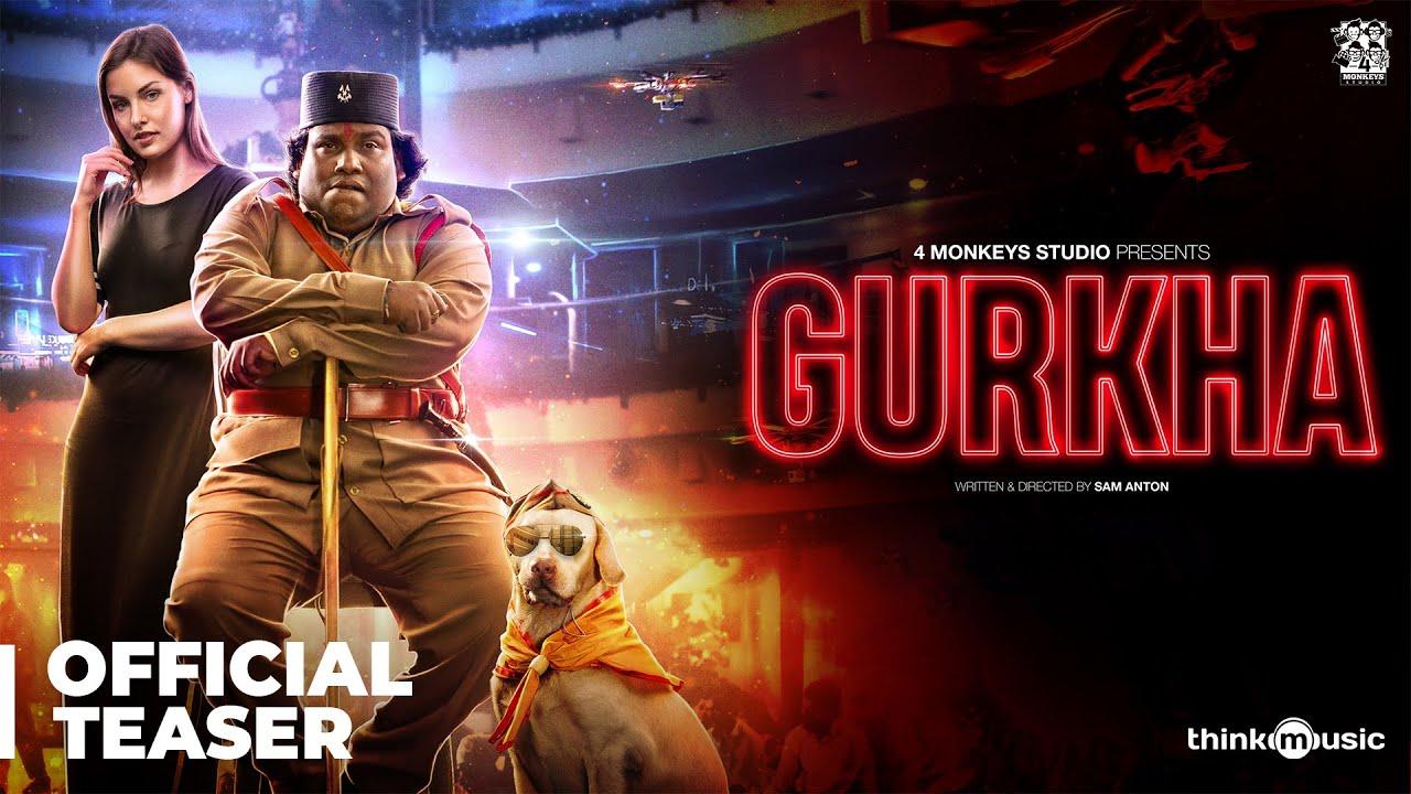 Gurkha Official Teaser | Yogi Babu, Anandraj | Raj Aryan | Sam Anton