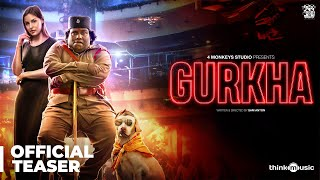 Gurkha Official Teaser