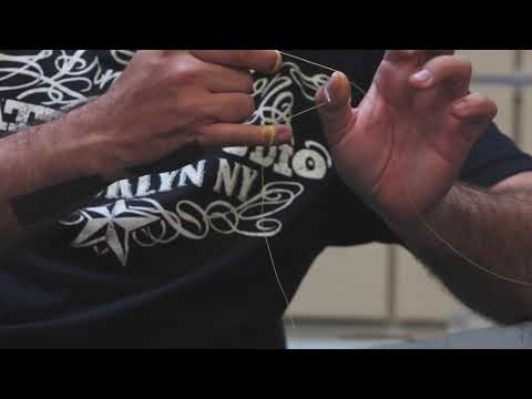 Learn To Tie The Ninja Knot With IGFA Representative Nathaniel Linville