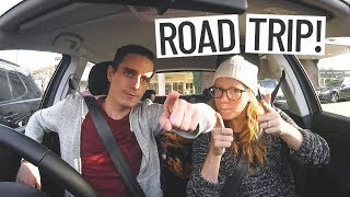 ROAD TRIP FROM LONDON TO YORK!