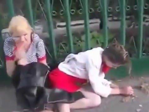 пьяные малолетки