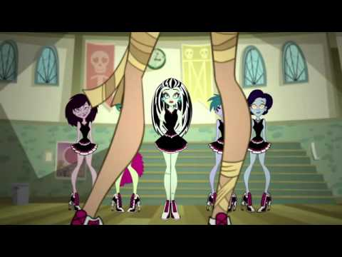 Monster High   New Ghoul at School