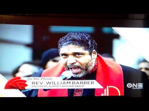 Dr. William Barber's Phone Interview With Roland Martin