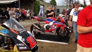 MotoAmerica-Superbike Racing-Barber Motorsports 2018 SBK Testing