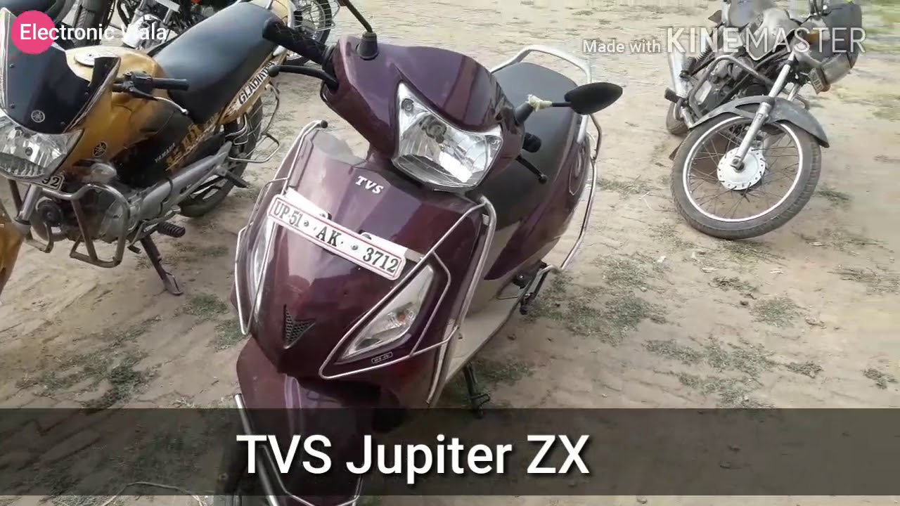 New Tvs Jupiter Zx 2018 Specifications Features Review Youtube