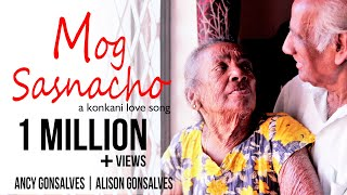 Konkani Song - Mog Sasnacho - Alison & Ancy Gonsalves (Official Music Video)