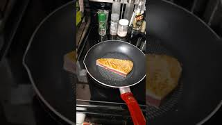 Funny video of me cooking. My first attempt at seiring tuna. Funny but came out really good.