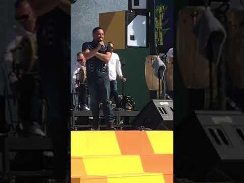 La Gitana - Video donde se ve y escucha a Manny Manuel tratando de hablar y cantar