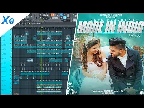 Guru Randhawa - Made in India [ Remake + FLP ] Preet Gaheer Beats