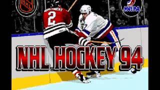 NHL 94 Sega Genesis - Organ Music 7