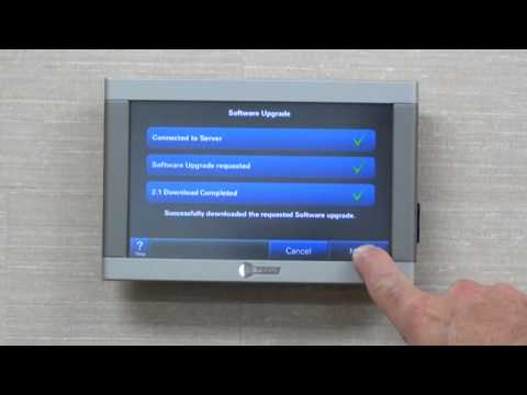 TRANE Comfortlink II Thermostat USER Review & Overview ...