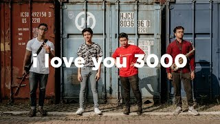 Stephanie Poetri - I Love You 3000 (eclat ft Hanif Andarevi)