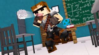 minecraft school detention