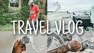 Vlog: Flying back to the U.S., New Camera, Depop, PO Box, New Youtube.