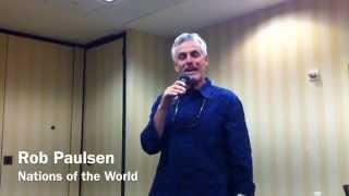 Rob Paulsen: The voice of Yakko from Animaniacs, Donatello from new...