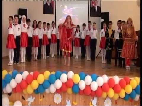 245 Mektab 4 E Sinfi Ibtidai Buraxilis Youtube