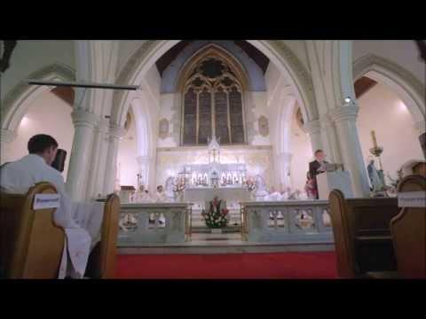 Patrick Mara msc Priestly Ordination