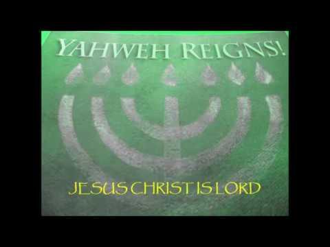 JESUS(Yeshua) CHRIST (Mashiac) is LORD(Adonai); Messianic Worship