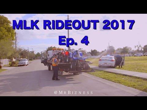 Bikelife Miami MLK RideOut 2017 Ep. 4 (Dir By @MrBizness)