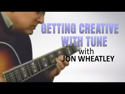 Getting Creative with your jazz guitar tune | by Jon Wheatley
