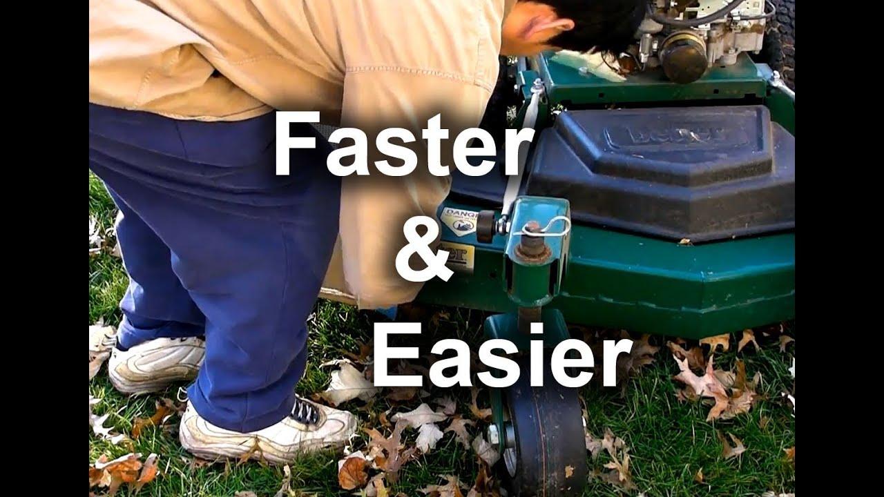 How Make Leaf Mulch