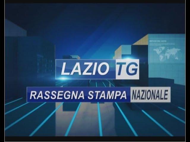 RASSEGNA STAMPA NAZIONALE del 02.09.2019
