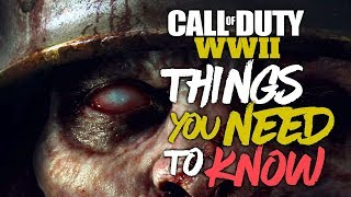CoD WW2: 10 Things You Need To Know