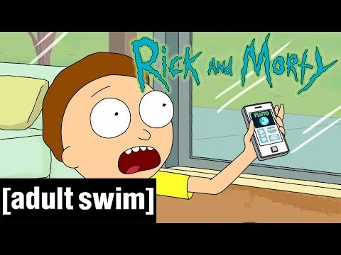 Ist Pluto ein Planet? | Rick and Morty | Adult Swim De