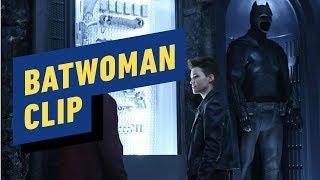 Batwoman - The Batcave Clip