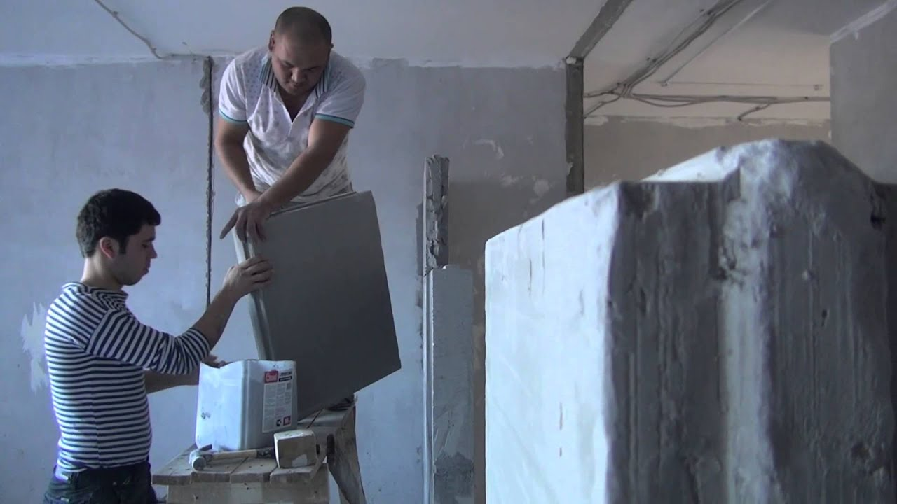 Производитель сухих строительных смесей и пазогребневых плит для решения ваших задач.