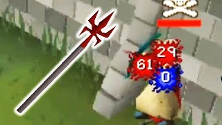 This PKing Weapon is CRAP...or is it?