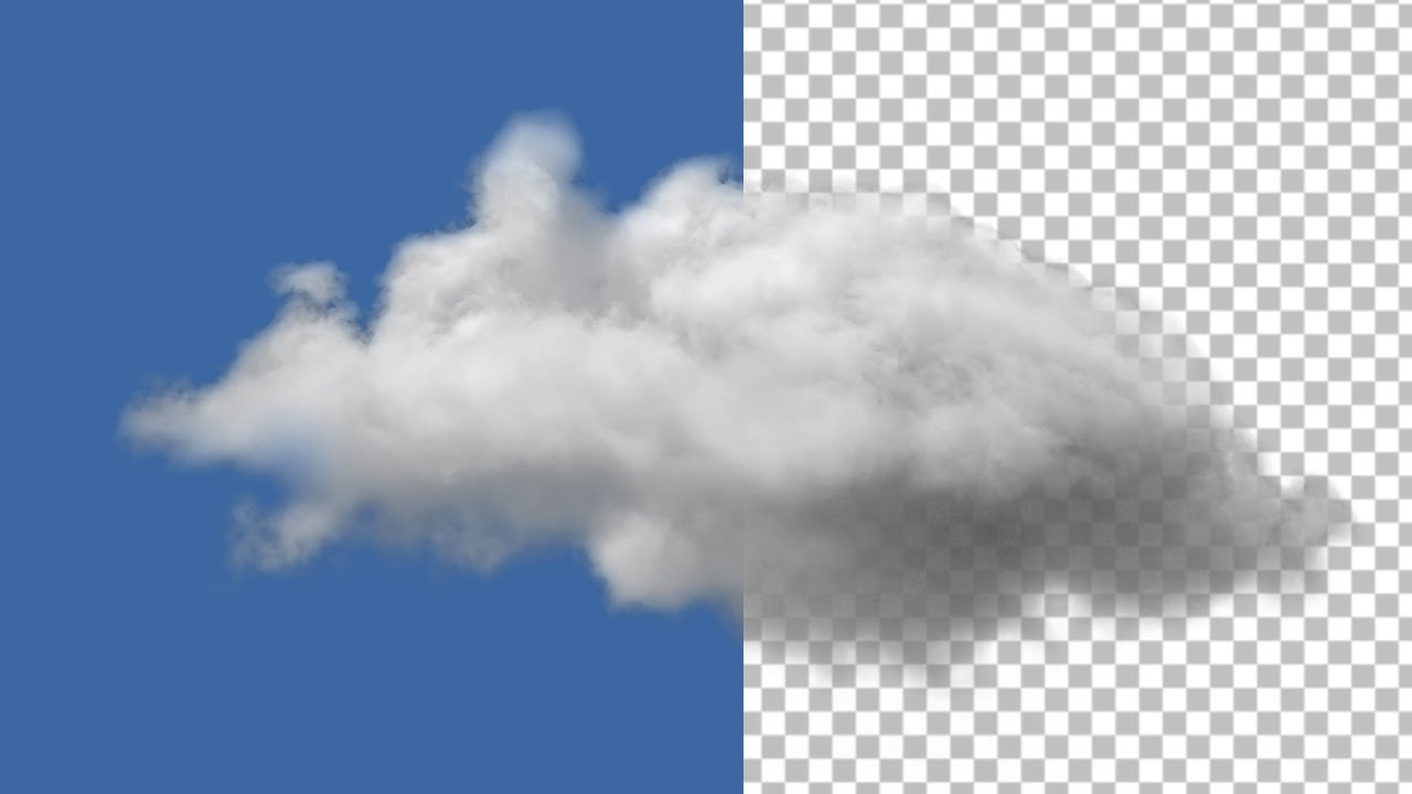To how clouds photoshop in make