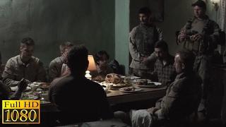 American Sniper (2014) - Dinner Scene (1080p) FULL HD
