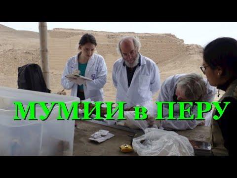 Мумии в Перу ученые поражены увиденным фото находки и захоронений