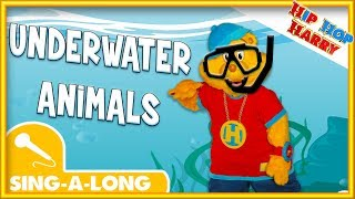Hip Hop Harry: Water Animals thumbnail