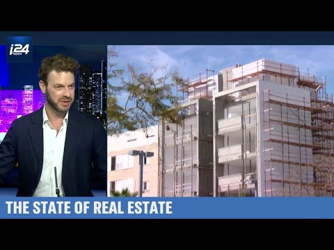 Israel: Residential Real Estate Prices Forecast To Drop