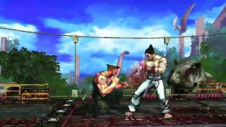 Street Fighter X Tekken E3 2011 Trailer First Impressions