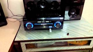My new Sony HT-M5 Explosive 1580W RMS 5.2ch HT