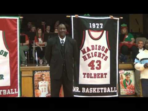 Anderson High School Honors City Basketball Trio