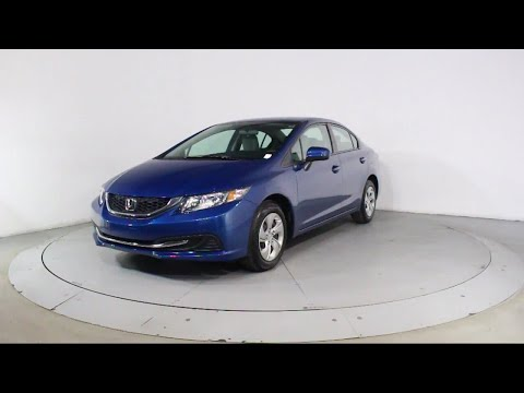 2015 Honda Civic Sedan LX For sale in Miami  Fort Lauderdale  Hollywood  West Palm Beach - Florida F