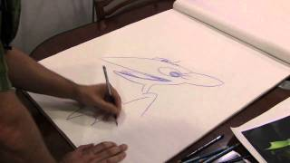 Draw Tiny from Dinosaur Train with Craig Bartlett! - The Jim Henson Company