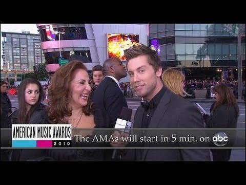 AMA 2010 Red Carpet Interview with Kathy Najimy