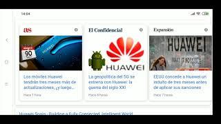 Te están engañando con lo de Huawei y Google