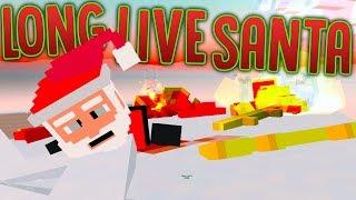 SANTA BATTLE ROYALE - Long Live Santa Gameplay