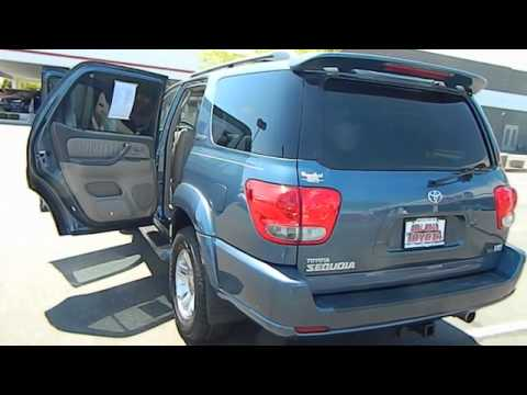 2007 toyota sequoia limited sport utility 4d phoenix az. Black Bedroom Furniture Sets. Home Design Ideas